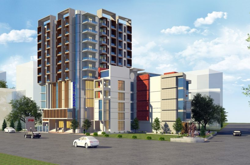 CITY PLAZA EXTENSION, RAMGONJ